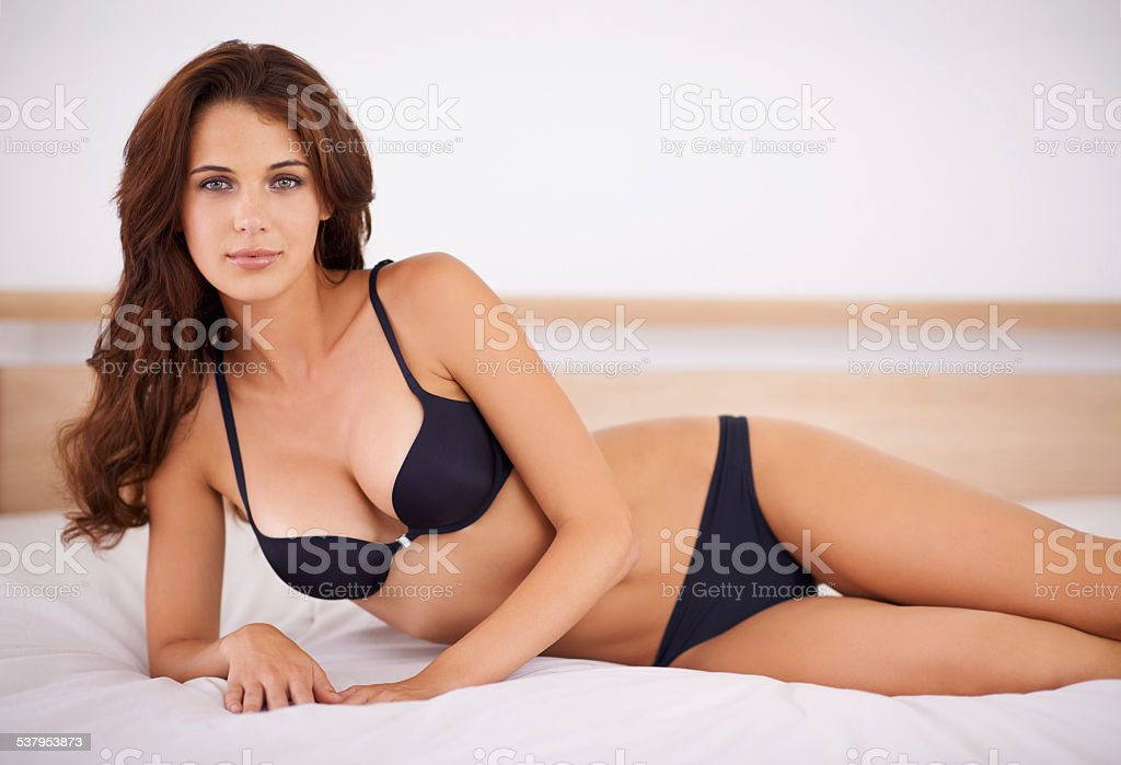 She will melt your heart stock photo