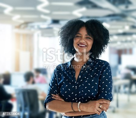 590241864istockphoto She works hard for what she wants 872323904