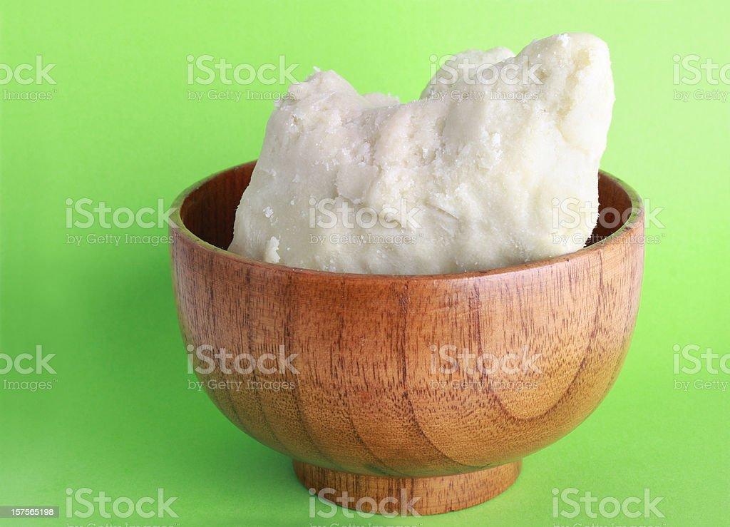 Le beurre de karité, brutes et bio - Photo