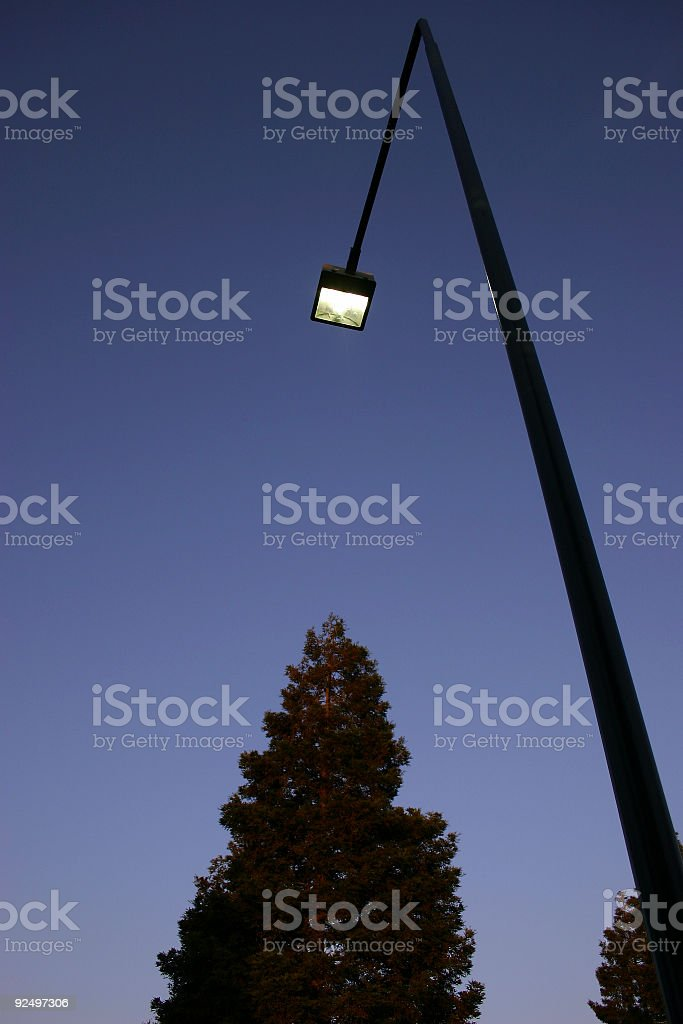 Shed a little light on me royalty-free stock photo