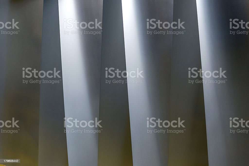 Sheet metal cold rolling stock photo