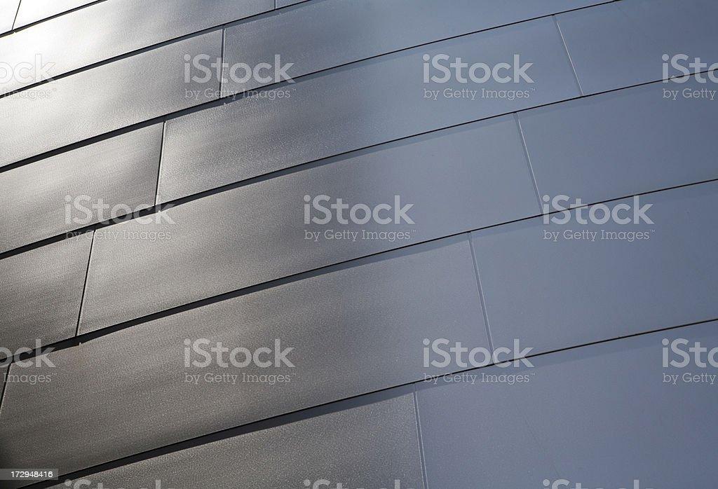 Sheet Metal royalty-free stock photo