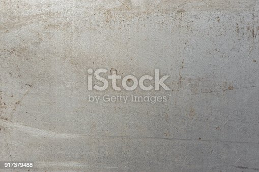 938345942 istock photo Sheet metal texture, metal gray 917379488