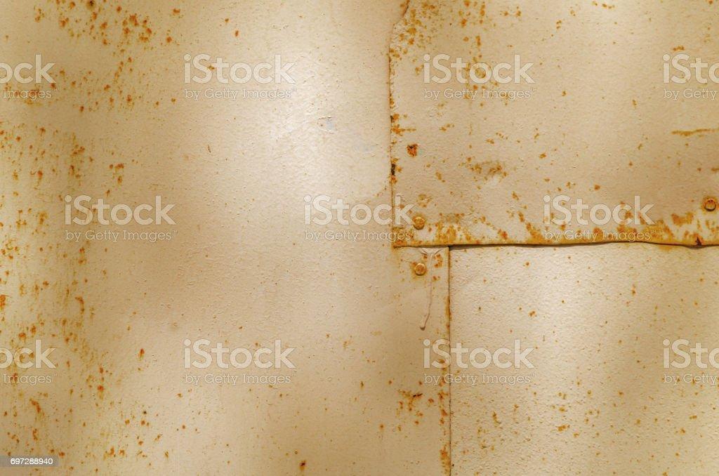 Textura de folha de metal - foto de acervo
