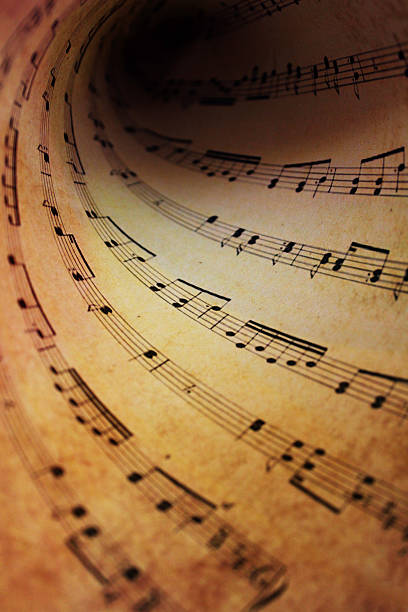 Sheet Music Sheet Music sheet music stock pictures, royalty-free photos & images