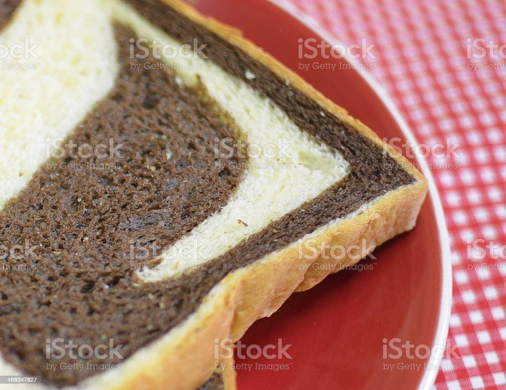 sheet of Bread. royalty-free stock photo