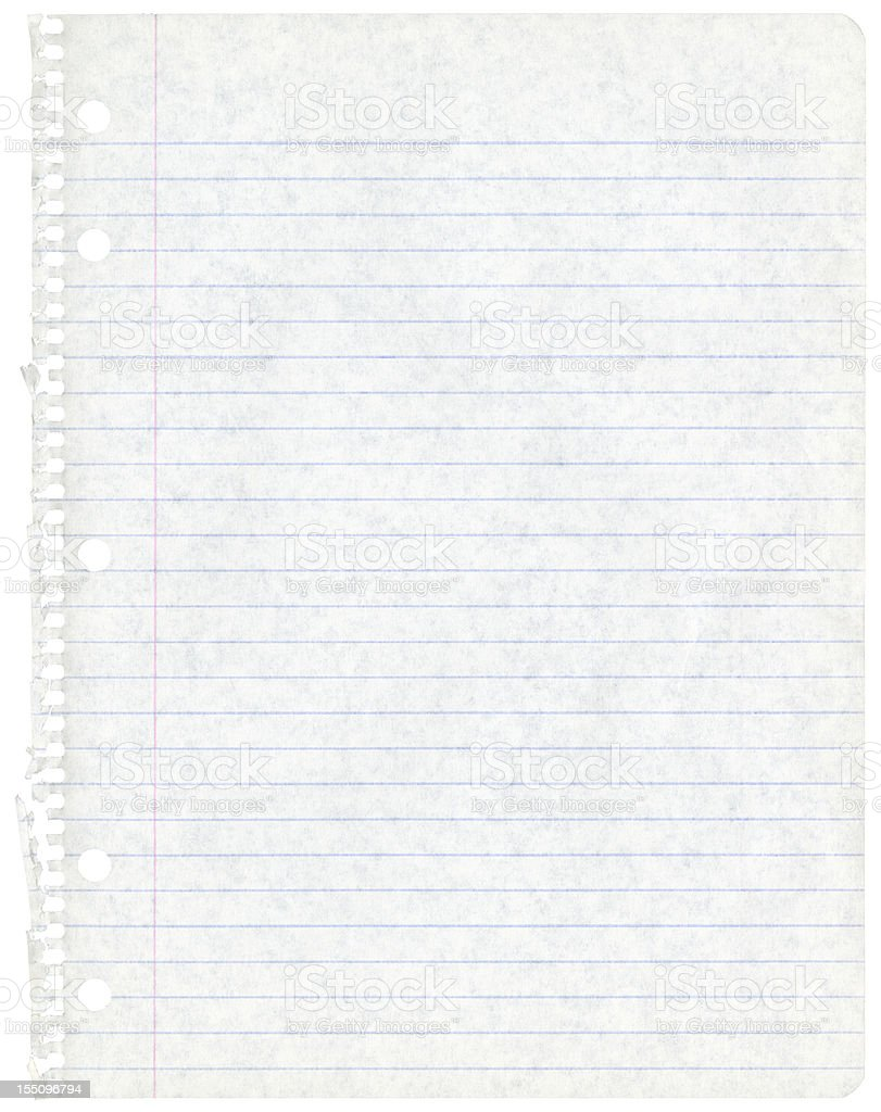 Notebook Paper Pictures Images and Photos iStock – Notebook Paper