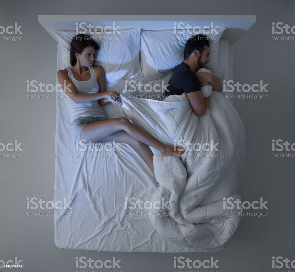 Sheets stealing stock photo