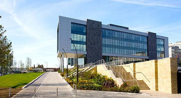 sheffield digital campus - sheffield stock-fotos und bilder
