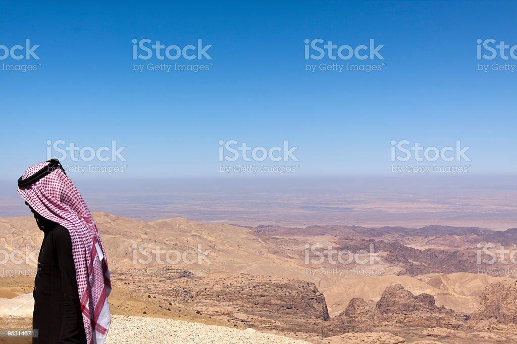 sheikh und Öl-Industrie – Foto