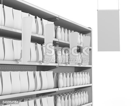 istock shelf with flags 545354584