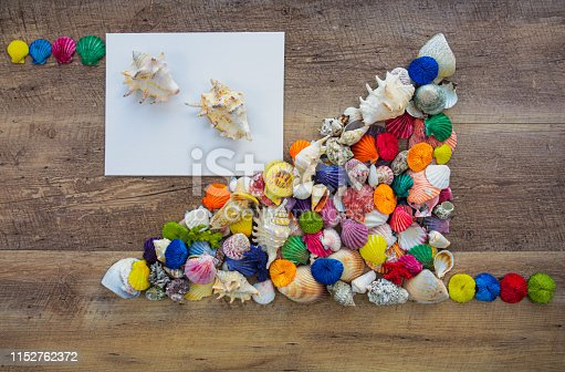 istock shells painted in different colors 1152762372