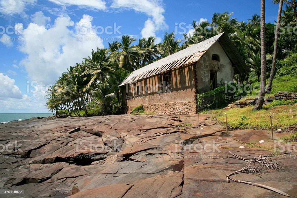この寺院では海ロイヤル島仏領ギアナ - 2015年のストックフォトや画像 ...