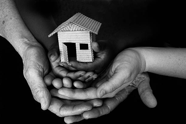 shelter - homelessness stock photos and pictures