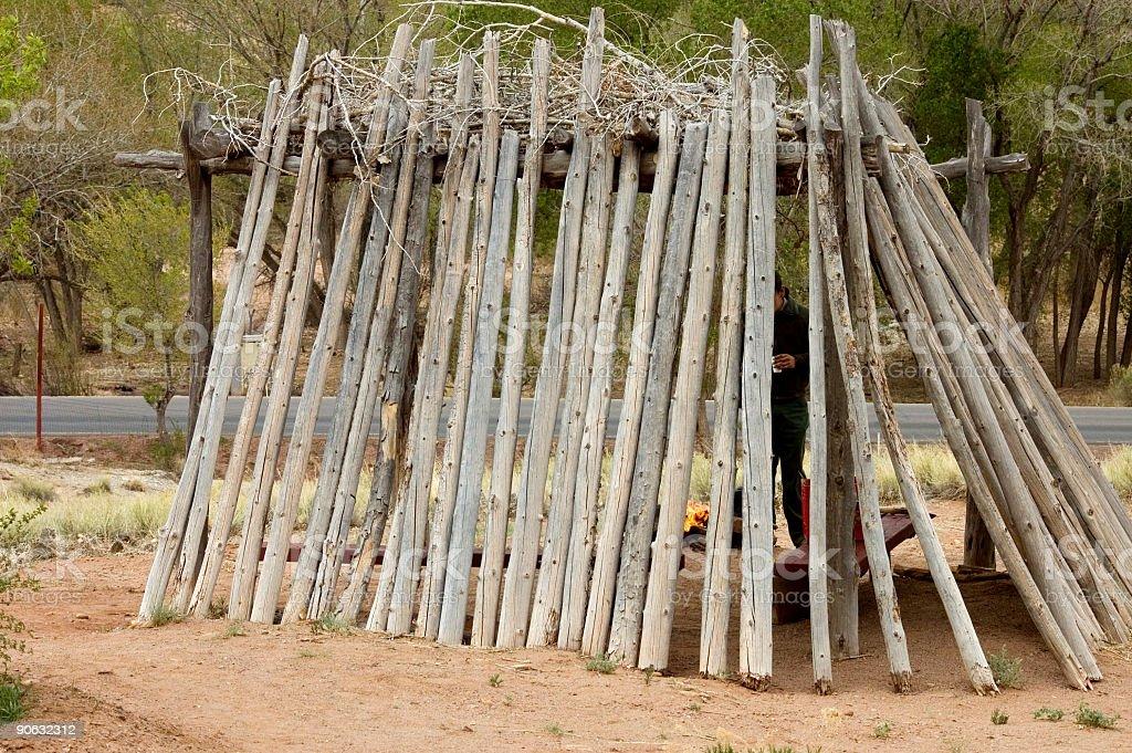 shelter stock photo