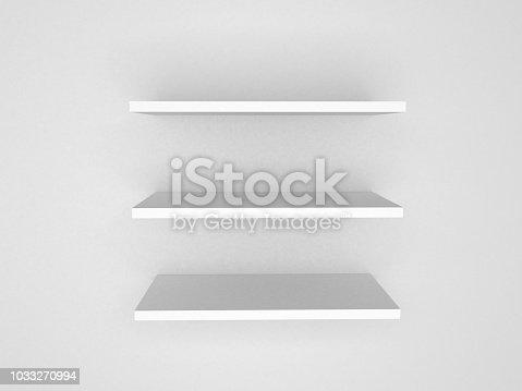 472923810 istock photo Shelves 1033270994