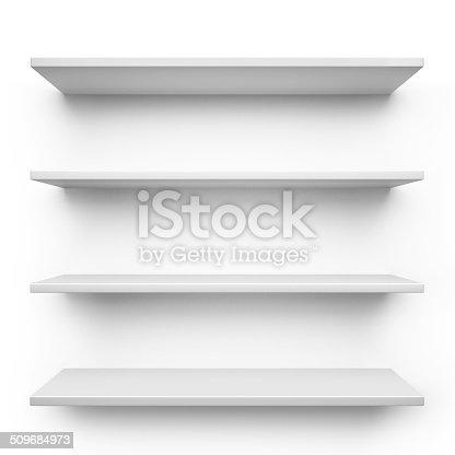 istock Shelves 509684973