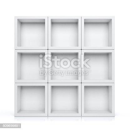 istock Shelves 509699851