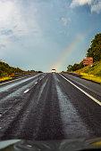 Shenandoah Highway Rainbow