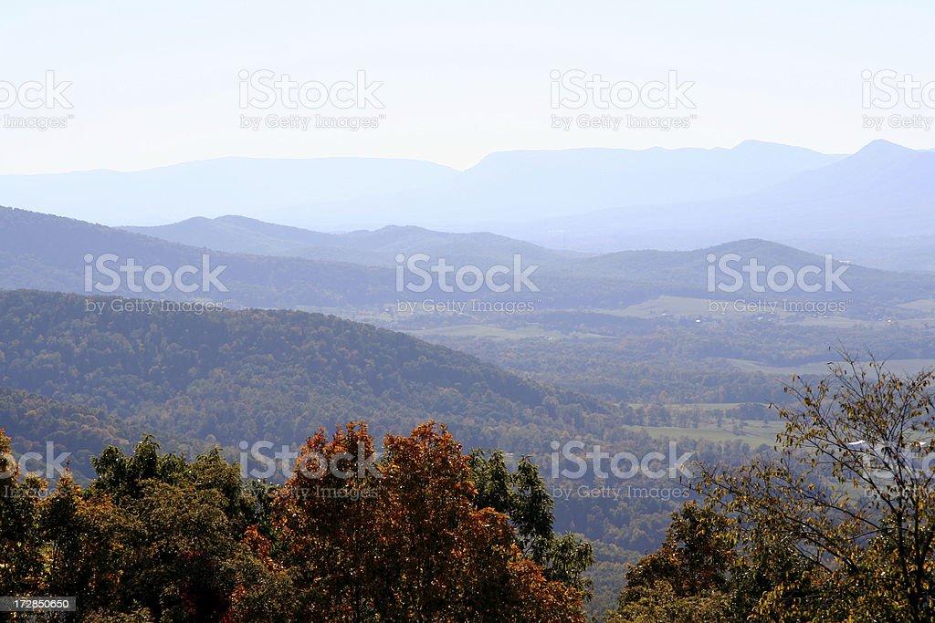 Shenandoah National Park, Virginia royalty-free stock photo