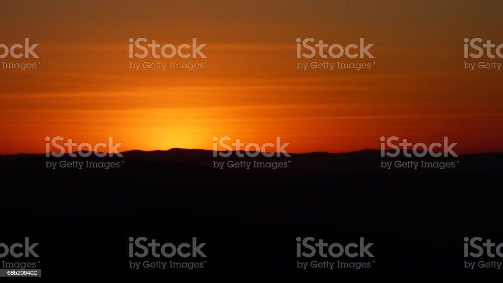 Shenandoah foto de stock libre de derechos