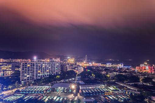 Shenzhen Dameisha Night