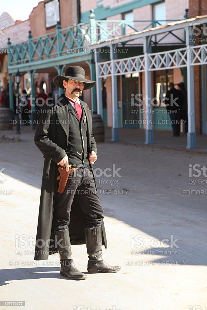 Sheriff royalty-free stock photo