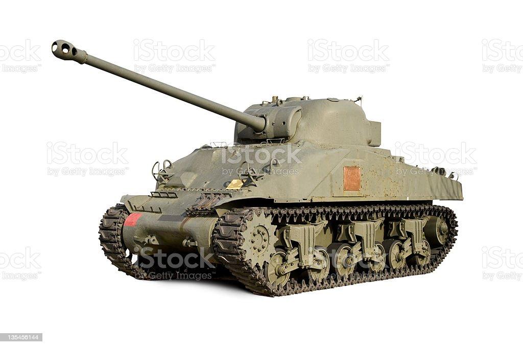 Foto de Sherman Firefly Tanque e mais fotos de stock de Arma de Fogo