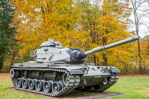 Sherman Tank From World War II