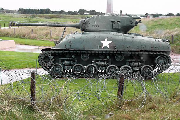 U.S. Sherman Tank