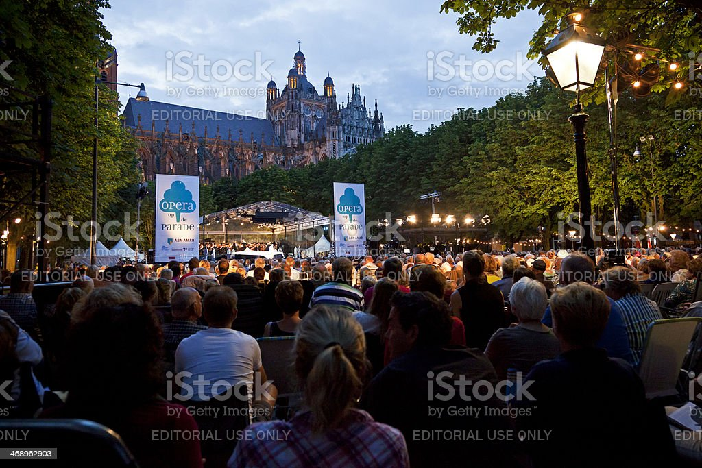 's-Hertogenbosch royalty-free stock photo