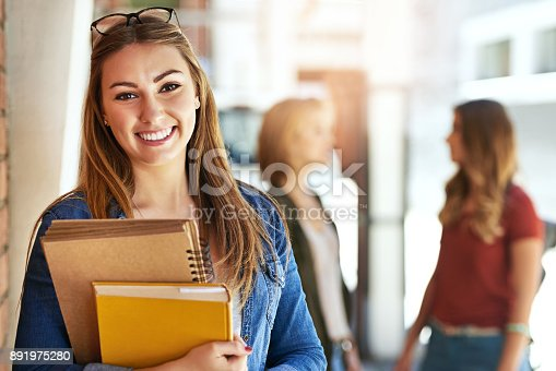 istock She's a college standout 891975280
