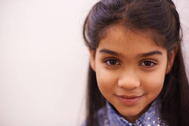 she's a cutie - tween models stock photos and pictures