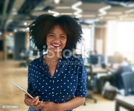 912944158istockphoto She's a determined individual 872323902