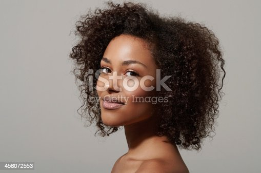 istock She's a down to earth beauty 456072553