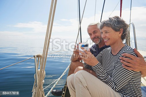 istock She's a great catch 534417619