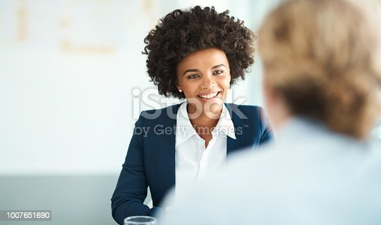 istock She's a leader in her field 1007651690
