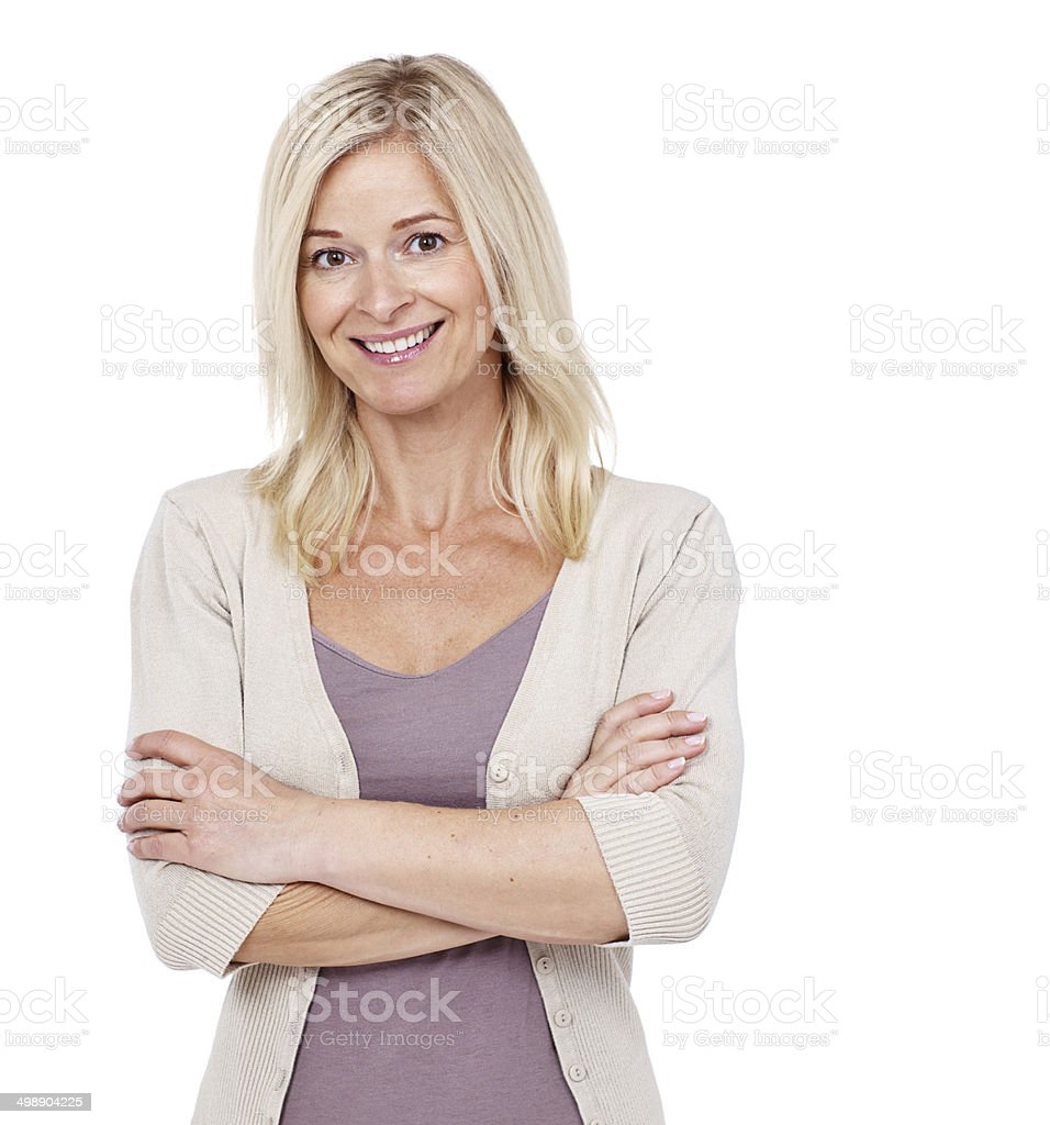 She's a little ray of sunshine royalty-free stock photo
