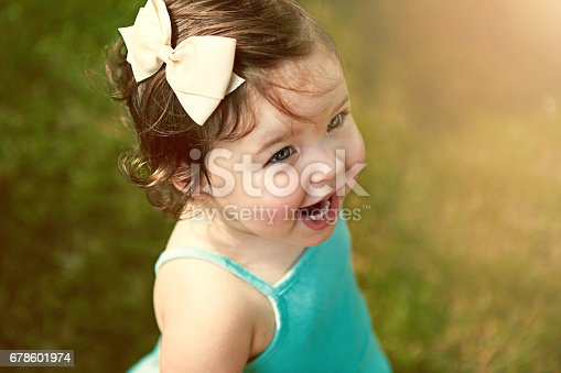 678589610istockphoto She's adorable as can be 678601974