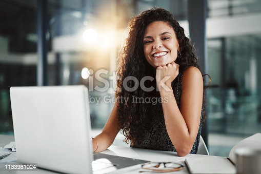 637233964istockphoto She's an energetic worker, day and night 1133981024