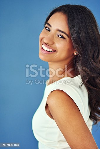 507896586istockphoto She's confident and she knows it 507897104