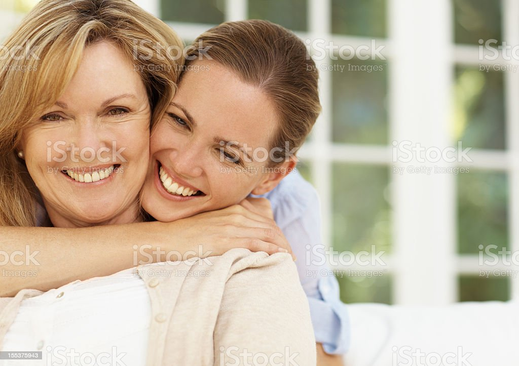 She's given me so much over the years royalty-free stock photo