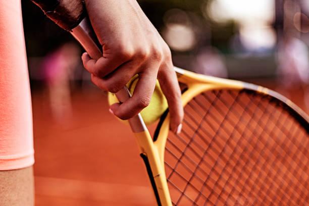 Elle va être une star de tennis - Photo