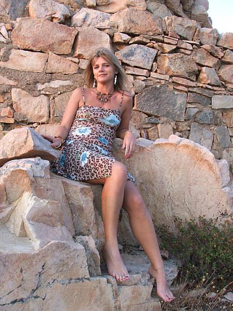 Beautiful Naked Italian Women Stock Photos, Pictures