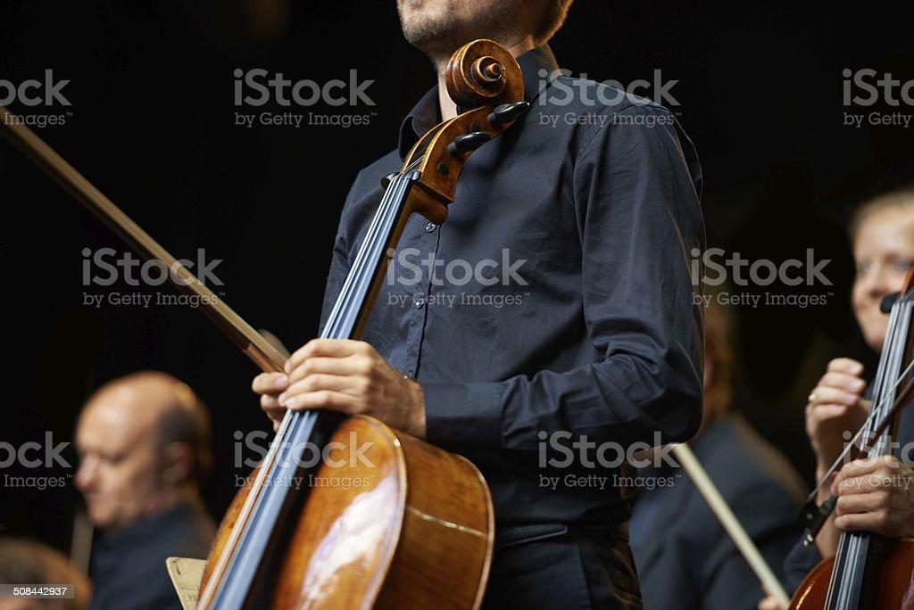 She's got talent! stock photo