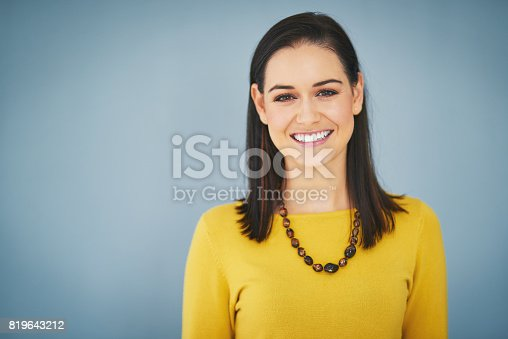610678842 istock photo She's got that beautiful radiance that confident women have 819643212