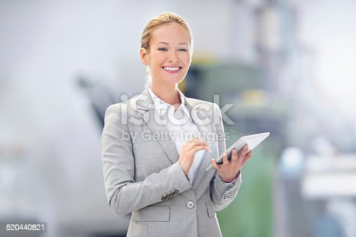 915900234istockphoto She's happy as long as you do your job 520440821