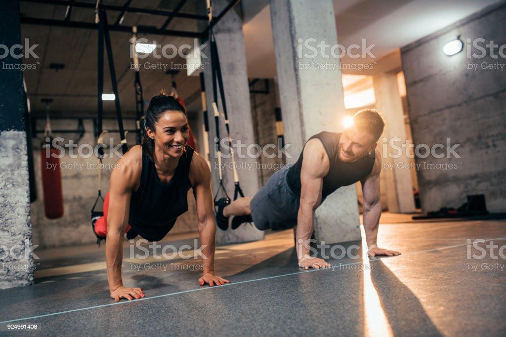 Sie ist meine größte Fitness-motivator – Foto