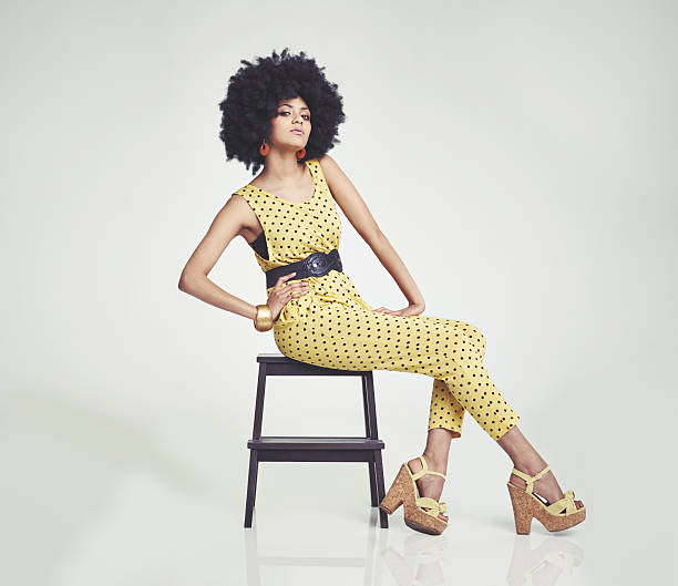 Sie ist eine unkonventionelle chic! – Foto