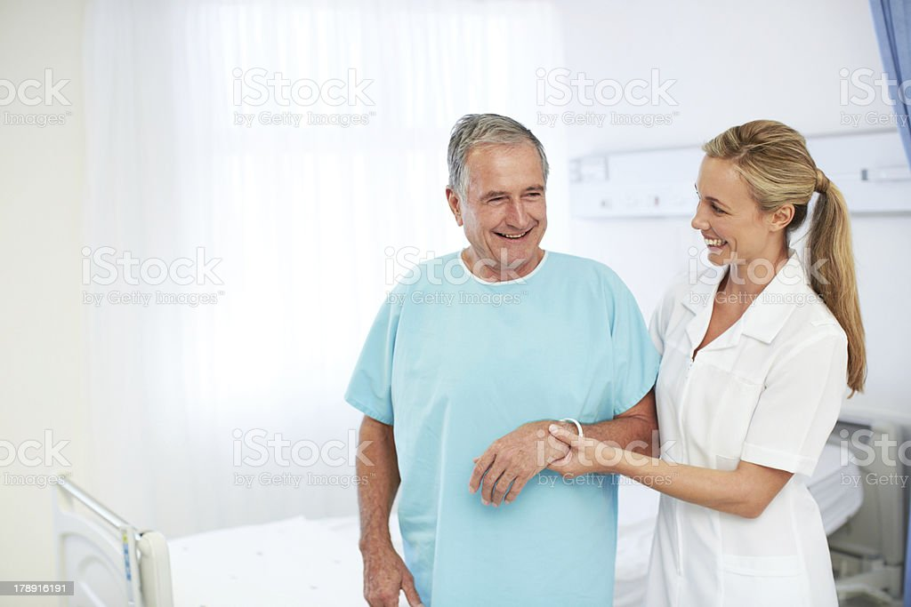 She's such a comforting presence! stock photo